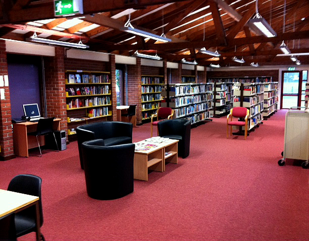 Carrick On Suir Library