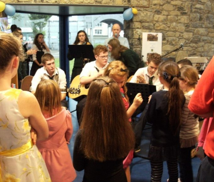 Cashel: Some Pictures From Culture Night In Cashel Library