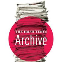 irish times archive