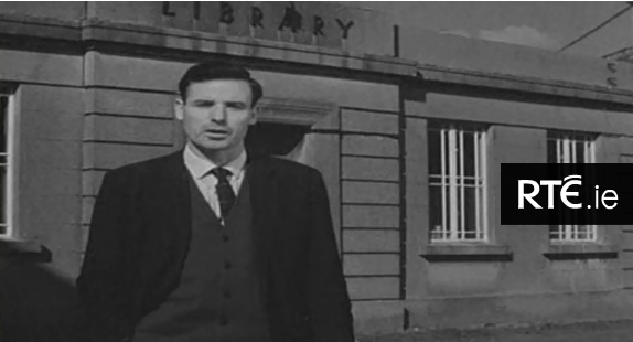 RTE Archives: Tipperary Public Library 1964