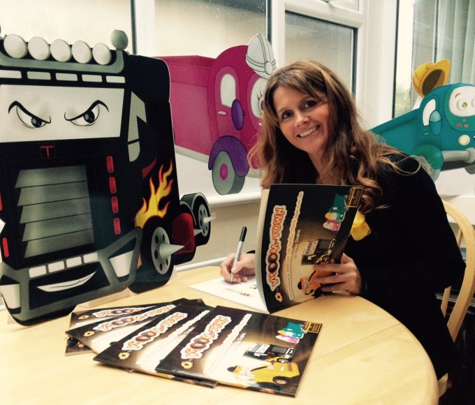Vroom Town! Storytime With Author Emer Conlon