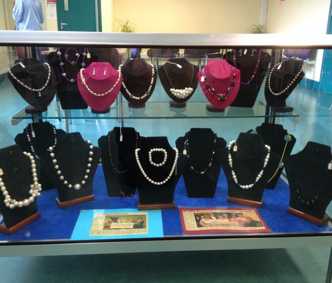 Jewellery And Art Exhibition In Templemore Library