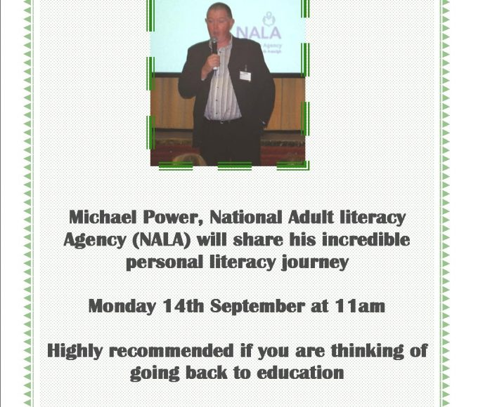 Thurles: Literacy Ambassador To Visit Thurles Library