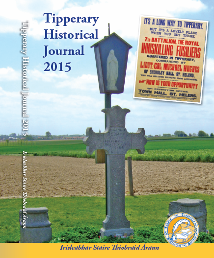 Tipperary Historical Journal 2015