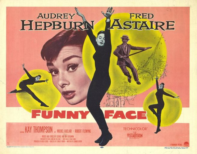 Funny-Face-poster