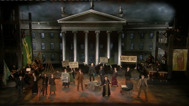 Staging The Easter Rising: 1916 As Theatre, August 23rd @7.30 Pm