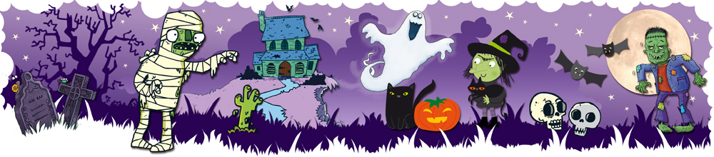 Halloween in Nenagh Library – Tipperary Library Service