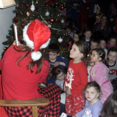 Christmas Events in Cashel library!