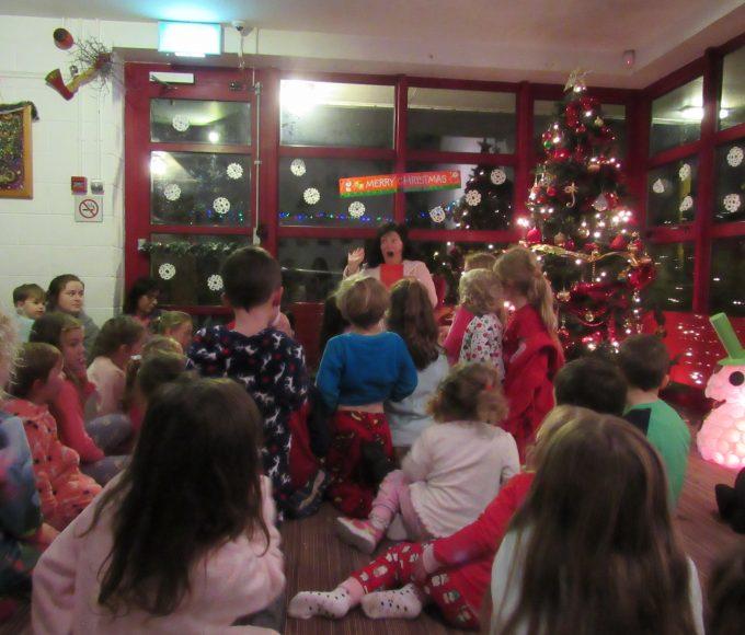 Nenagh Library Pyjama Night