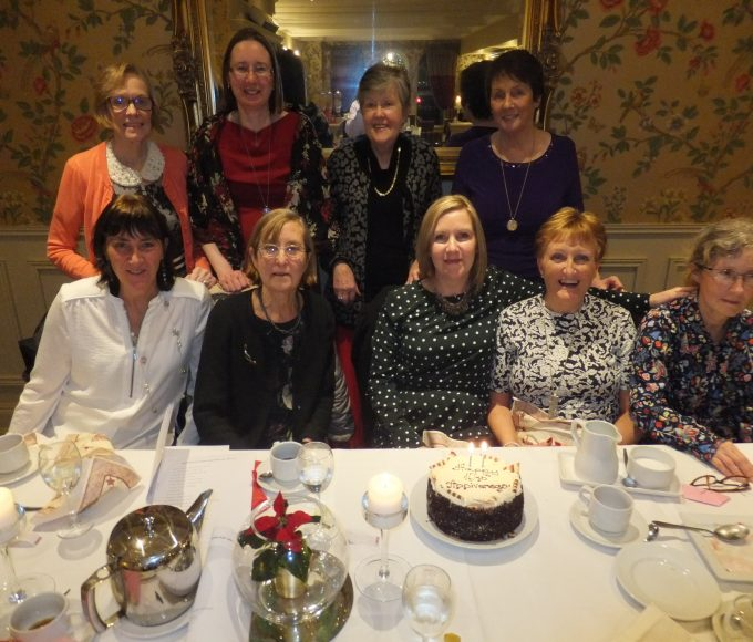 Thurles: 10th Year Anniversary Celebrations For The Source Library Adult Book Club