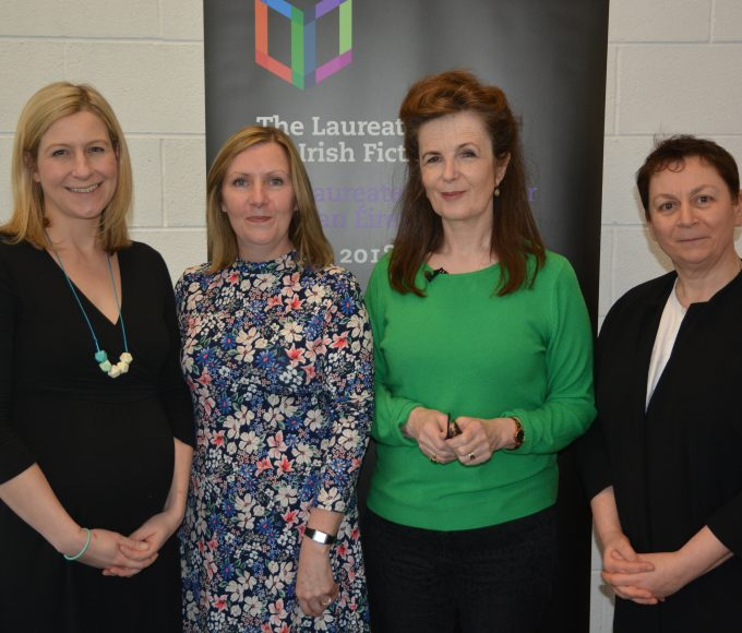 Thurles Library :The Readers Voice- Laureate For Irish Fiction