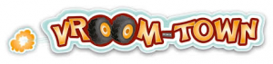 vroom town logo