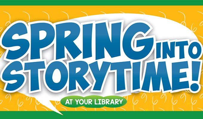 Easter Storytime In Roscrea Library