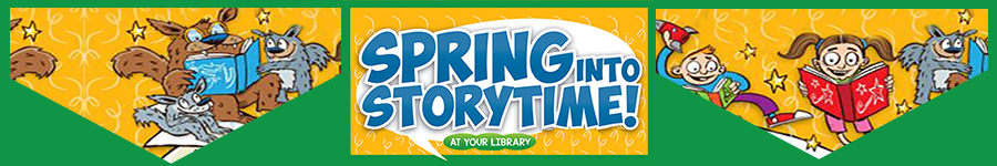Carrick-on-Suir Library: Spring into Storytime
