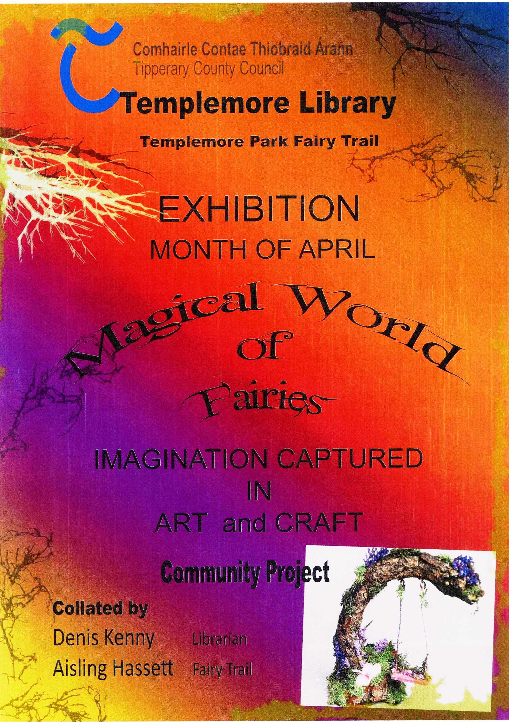 MAGICAL WORLD OF FAIRIES: TEMPLEMORE LIBRARY EXHIBITION