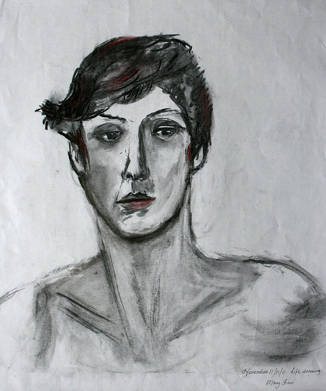 Thurles Library; Portrait Drawing Classes