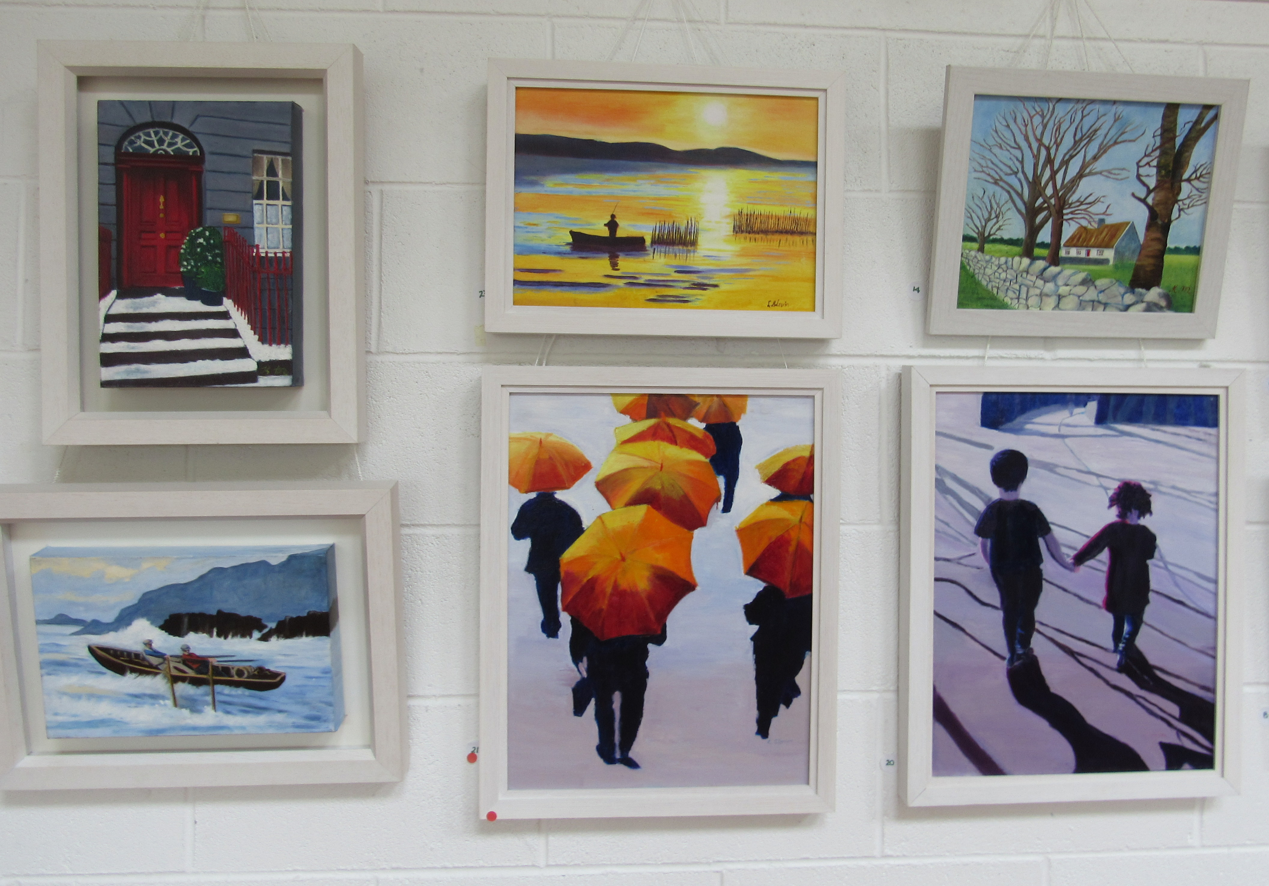 Killoran Art Group's Exhibition continues at Nenagh Library