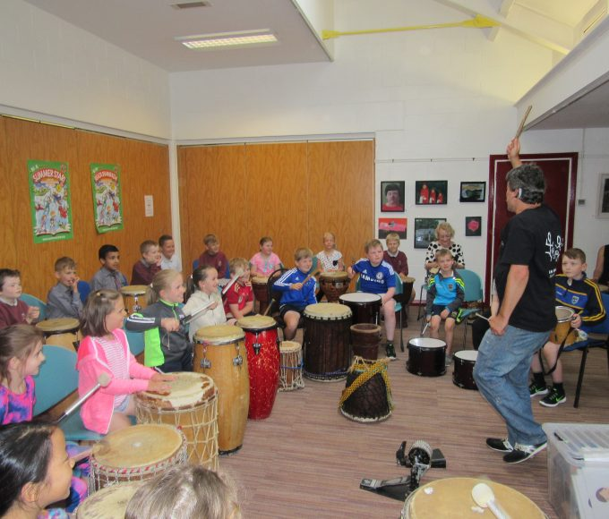 Summer Stars Launch At Nenagh Library