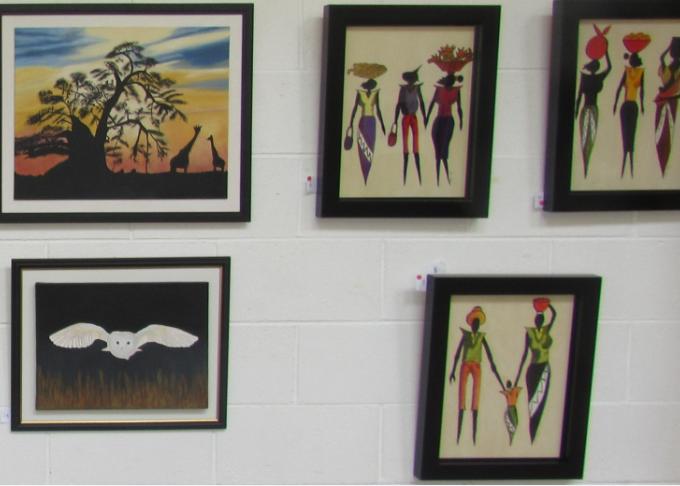 Nenagh Art Group Exhibition In Nenagh Library