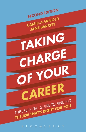 Taking Charge of your Career by Jane Barrett and Camilla Arnold