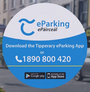 Tipperary 'Park By Phone'