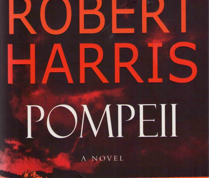 Clonmel Library: Book Review: Pompeii By Robert Harris