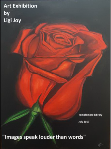 Ligi Joy – Art Exhibition