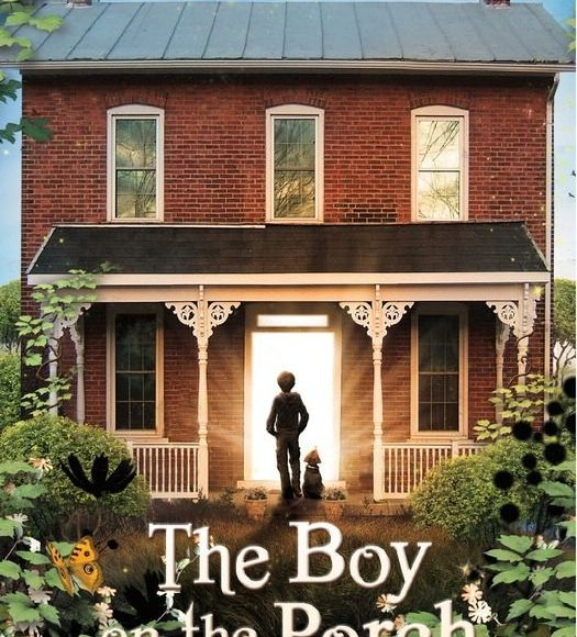 Clonmel Library Book Review: Boy On The Porch By Sharon Creech