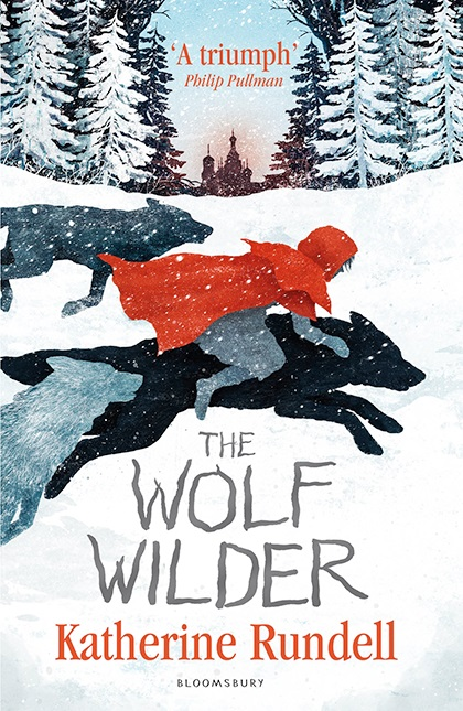 CLonmel Library Book Review: The Wolf Wilder by Katherine Rundell