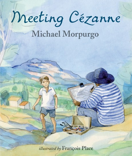 Clonmel Library: Book Review: Meeting Cezanne By Michael Morpugo