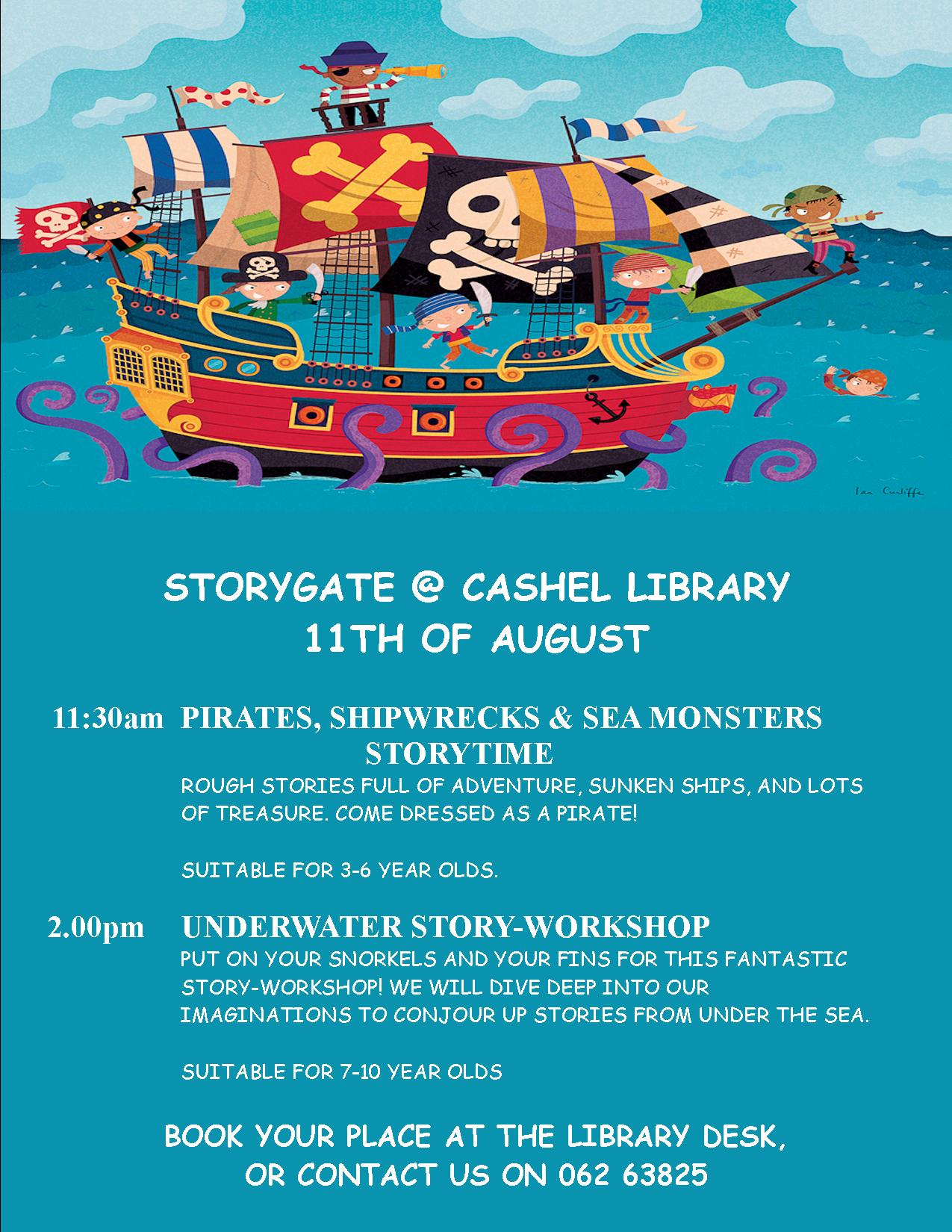 storygate under the sea