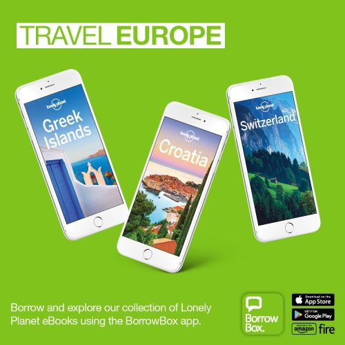 BBX LonelyPlanet Tile Europe