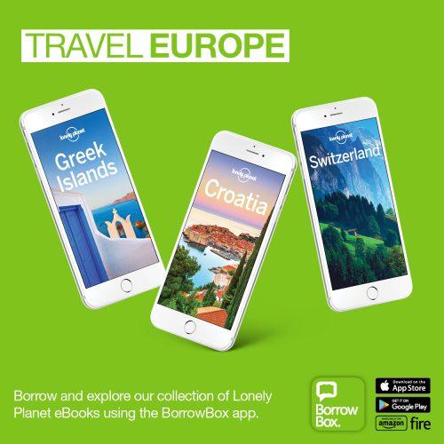 BBX LonelyPlanet Tile Europe