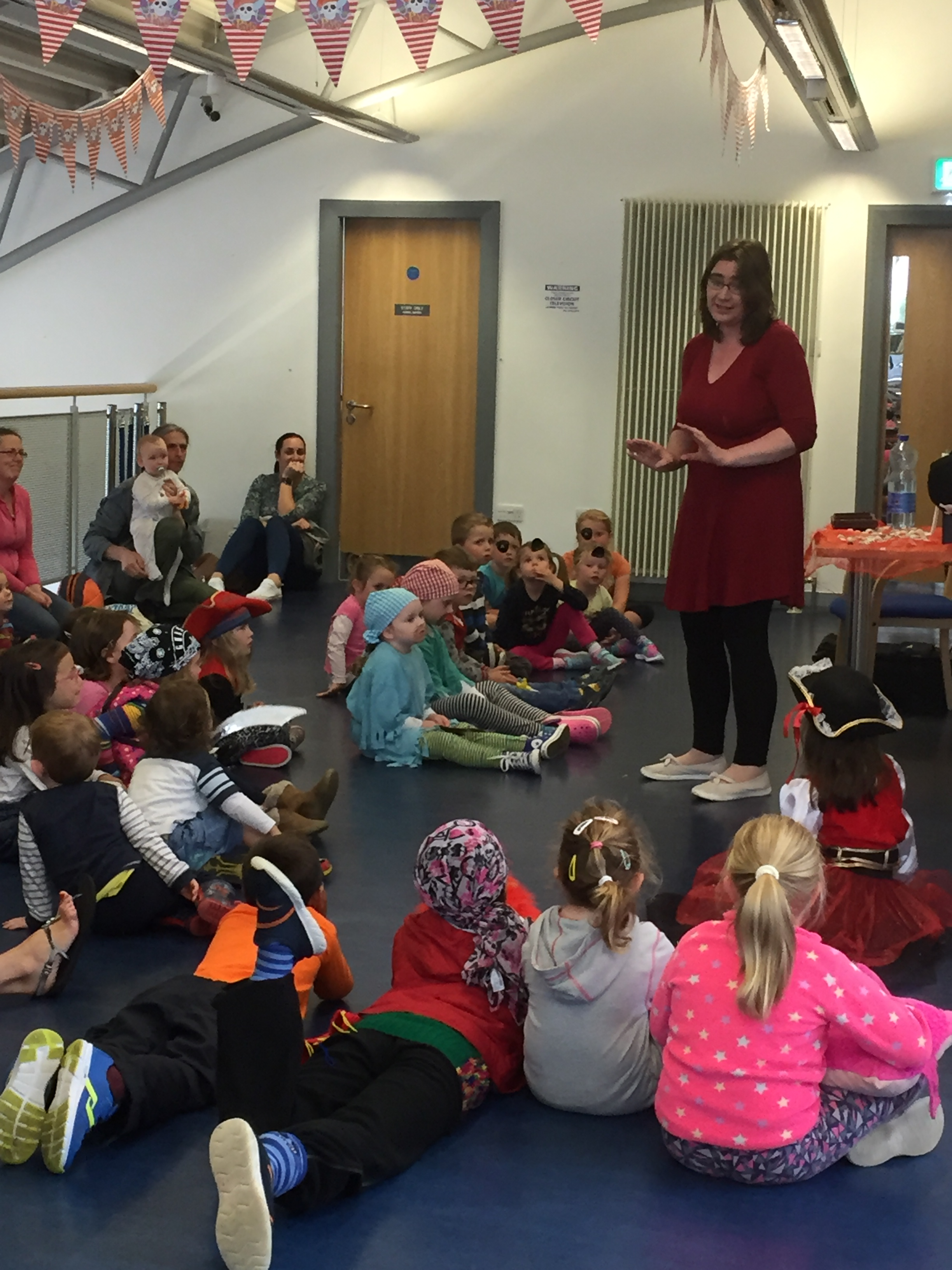 Pirate Adventures With Storygate In Cashel Library