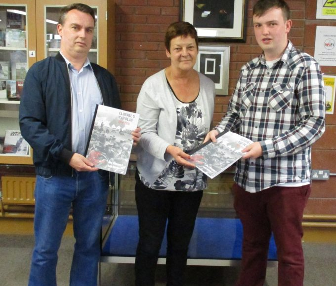 Presentation Of History Project To Clonmel Library