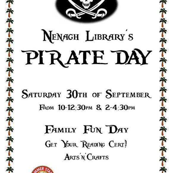 Pirate Day In Nenagh!!