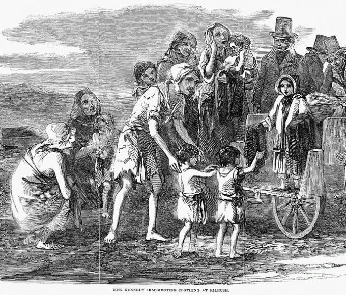 The Great Irish Famine – The Source Centre Thurles