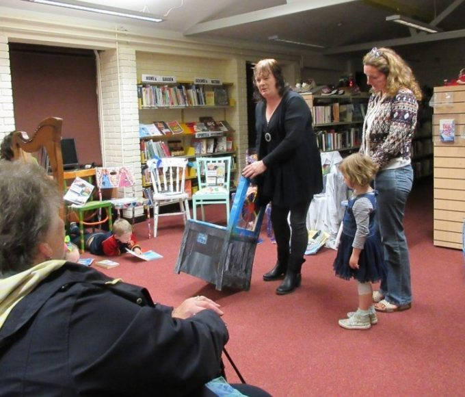 Carrick-on-Suir Library: Culture Night