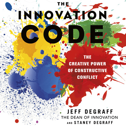 The Innovation Code By Jeff Degraff