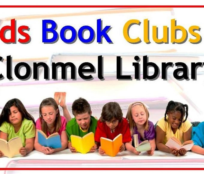 Kids Book Clubs At Clonmel Library