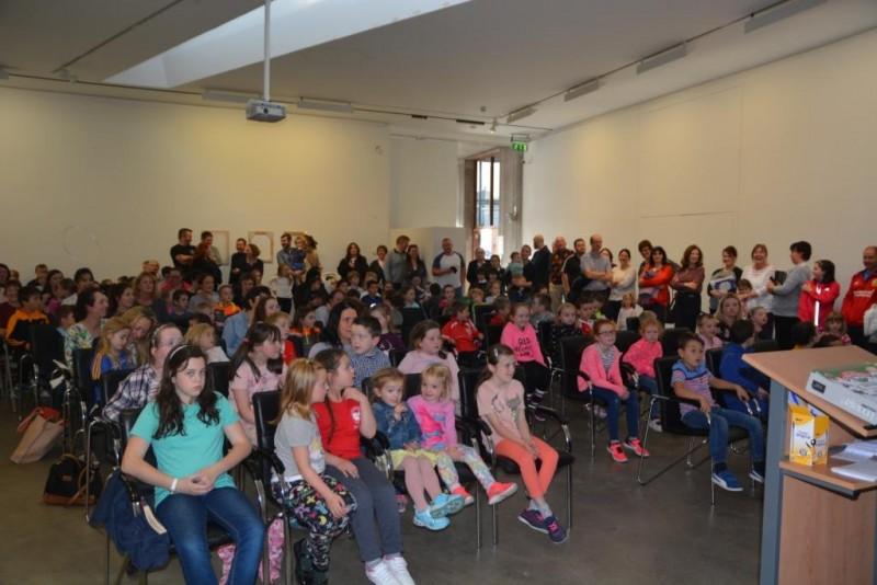 Thurles Library; Summer Reading Presentation