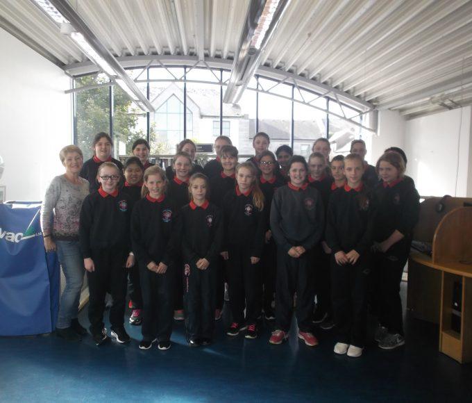 Roisin Meaney Visits Cashel Library