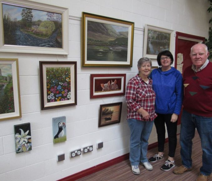 Nenagh Library October Exhibition