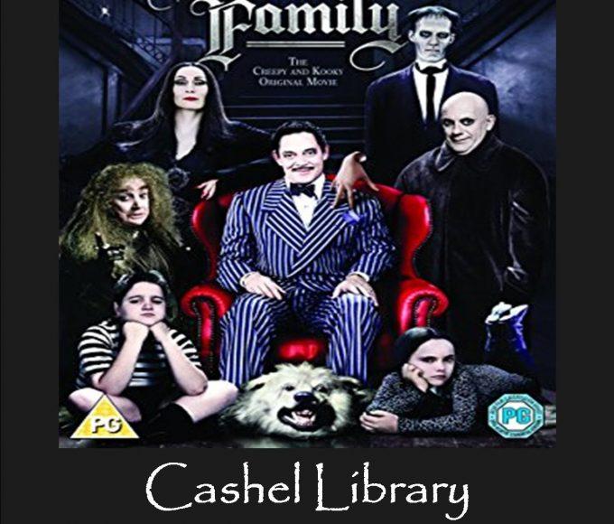 Halloween Film In Cashel Library