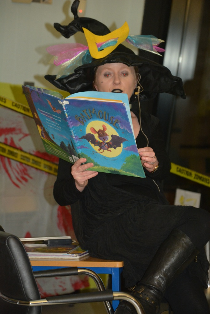 Thurles Library; Halloween Storytime