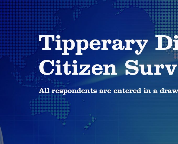 Tipperary Digital Citizen Survey- Last Chance To Take Part