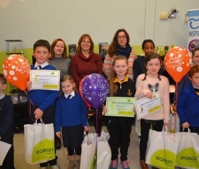Thurles Library; CBF Competition Prize Winners