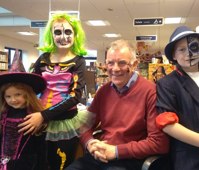 Halloween Storytime And Fancy Dress In Cashel Library