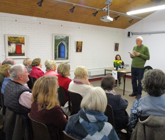 Poetry Reading At Clonmel Library