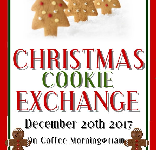 Christmas Cookie Exchange In Cashel Library